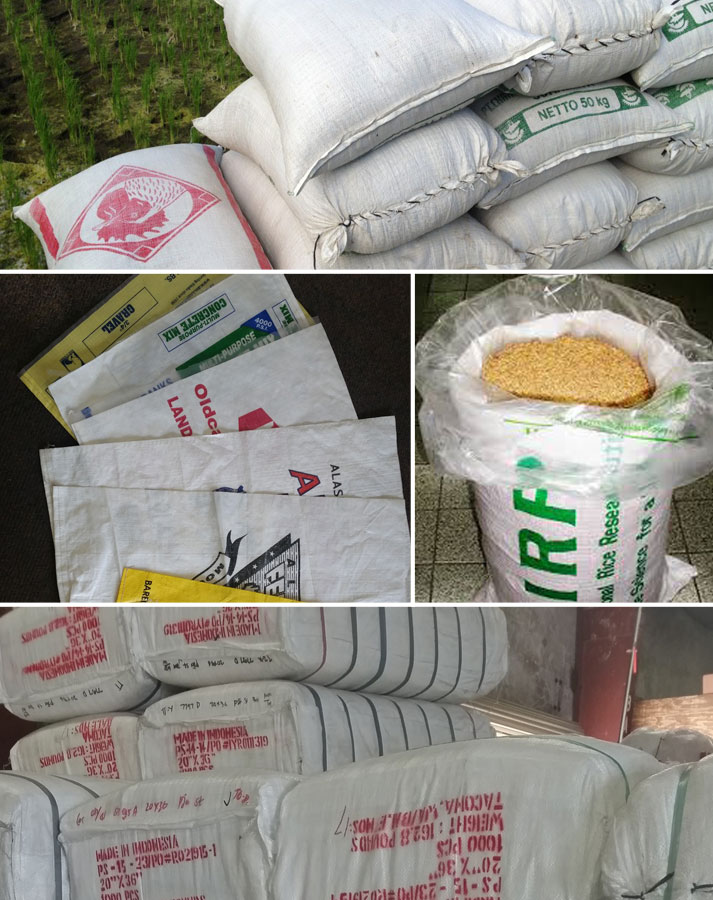 Poly Bags and Feed Bags