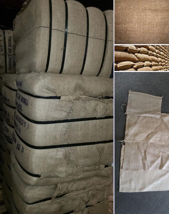 Burlap Bags and Potato Bags